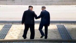 Kim y Moon
