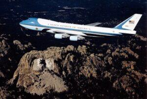 Air Force One, Avión Presidencial de los Estados Unidos