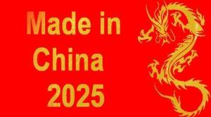 Plan Made in China 2025