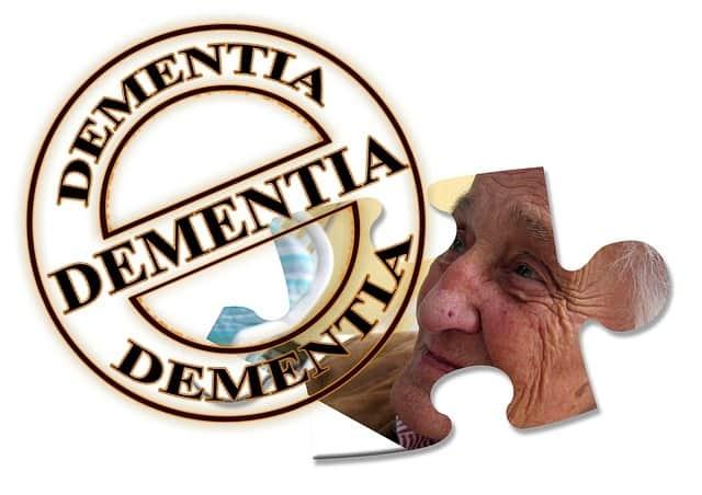 Imagen de demencia