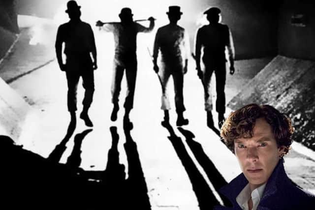 Sherlock vs drugos