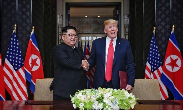 La reunión de Trump y Kim en general fue exitosa